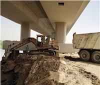 «الرى» تواصل رصد وإزالة التعديات على نهر النيل في مهدها