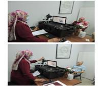الأحوال المدنية توفد مأمورية لاستخراج بطاقات رقم قومى لـ139 سيدة بكفر الشيخ