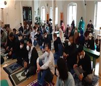 بالصلاة والكحك.. المصريون في ألمانيا يحتفلون بعيد الفطر  صور