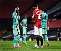 الشوط الأول| ليفربول يتقدم بهدفين على مانشستر يونايتد «فيديو»