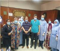 متابعة ميدانية من «صحة القاهرة» لمستشفيات عزل مرضى كورونا