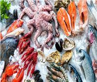 أسعار الأسماك بسوق العبور في ثاني أيام عيد الفطر المبارك