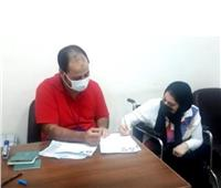 «الجوازت» تقدم تسهيلات لكبار السن وذوي الاحتياجات   صور