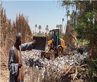 الزراعة: 22 حالة تعد على الأراضي أول أيام عيد الفطر وإزالتها بالكامل