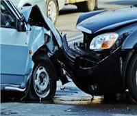 إصابة ١٣ شخصاً في تصادم مروع بطريق ههيا بالشرقية