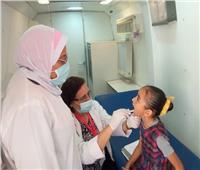 الكشف على 1609 مريضا خلال قافلة مجانية بقرية حفص بمركز دمنهور