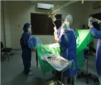 إجراء أكثر من ١٧ عملية ولادة لمصابات بفيروس كورونا بمستشفى سوهاج
