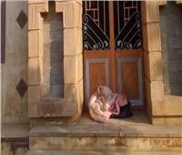 العثور على رضيع أمام مسجد بنجع حمادي