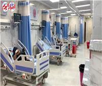 خاص| حسام صلاح: طفرة في تطوير مستشفيات القصر العيني.. فيديو وصور