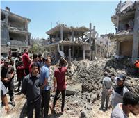 الأمم المتحدة: 10 آلاف فلسطيني هاجروا منازلهم جراء قصف غزة