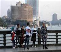 فض تجمع مواطنين بكورنيش النيل وضبط 36 مخالفة عدم ارتداء كمامة بالمنيا