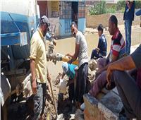 مياه القناة: استمرار الطوارئ وإصلاح الأعطال المفاجئة في ثالث أيام العيد