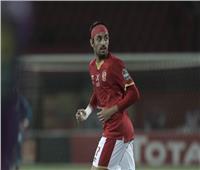 «طاهر» أول لاعب مصري يسجل للأهلي في صن داونز منذ 13 عامًا