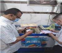 حملات علىمحالالأسماك المملحةومعامل منتجات الألبان في قطور بالغربية
