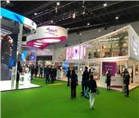 انتهاء فعاليات اليوم الأول لسوق «السفر العربي» في الإمارات | صور