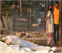 «جثث ضحايا كورونا» في نهر الجانج تتسبب في صدمة بالهند