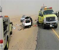مصرع 2 وإصابة 3 مصريين من أسرة واحدة بـ«السعودية»