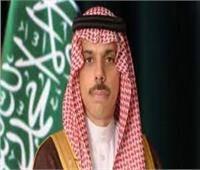 وزير الخارجية السعودي يبحث مع نظيره الأمريكي الوضع في فلسطين