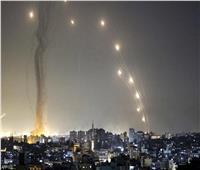كتائب القسام تقصف بئر السبع بدفعة من الصواريخ
