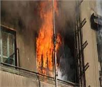 تفحم شقة سكنية ببولاق الدكرور دون إصابات