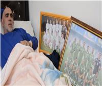 وفاة حارس منتخب الجزائر السابق