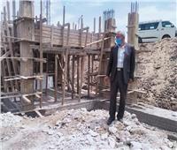 محافظ أسيوط يشدد علىالانتهاء من مشروعات «حياة كريمة»