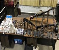 القبض على 117 تاجر أسلحة ومخدرات وتنفيذ 34 ألف حكم قضائي
