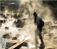حكايات| نبع من الجحيم.. «شاناي تيمبيشكا» نهر الماء المغلي