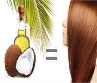 «زيت جوز الهند» لحماية شعرك من الجفاف والتلف في الصيف