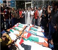 مصدر: حصيلة ضحايا العدوان الإسرائيلي في غزة بلغ 203 شهيد