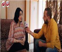 خاص بالفيديو| مريم سعيد لـ محمد سامي: أهدى شوية واللي أعطاك يعطينا