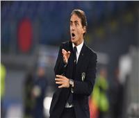 «مانشيني» يمدد عقده مع المنتخب الإيطالي حتى 2026