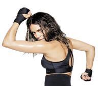 الملاكمة «هالى بيرى»
