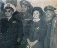 نادية تكلا.. أول مصرية معينة بوزارة الحربية تهاجم زوجة الرئيس الأمريكي