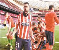 برشلونة خرج من السباق.. ولقب الليجا «مدريدي»