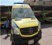 إصابة 3 أشخاصفى انقلاب سيارة ملاكى بـ«طريق جناكليس» أبوالمطامير