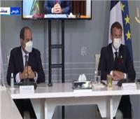 بث مباشر| قمة مصرية فرنسية أردنية بشأن التطورات في الأراضي الفلسطينية