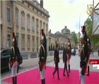 بدء وصول القادة المشاركين بـ«قمة دعم الاقتصاديات الأفريقية» في باريس  فيديو
