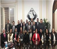 تنسيقية شباب الأحزاب: نتابع جهود الرئيس في دعم القضية الفلسطينية بفخر واعتزاز