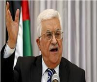 محمود عباس يعرب عن شكره للموقف الوطني والقومي للرئيس السيسي