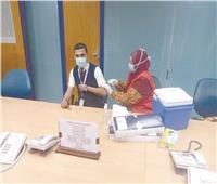 وكيل وزارة الصحة بالبحر الأحمر: تطعيم العاملين بمطارى الغردقة ومرسى علم بلقاح كورونا