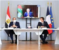 الرئيس السيسي يطالب المجتمع الدولي بدعم أفريقيا في مواجهة جائحة كورونا