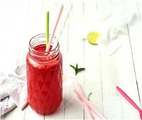 لخسارة الوزن.. طريقة تحضير عصير البطيخ بالليمون