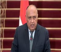 وزير الخارجية: الملء الثاني لسد النهضة لن يؤثر على المصالح المائية المصرية