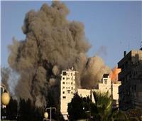 بينهم صحفي.. استشهاد 4 فلسطينيين في قصف إسرائيلي على غزة