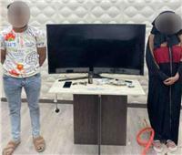 ضبط مرتكبي واقعة سرقة مسكن أحد المواطنين بالإكراه بالسيدة زينب