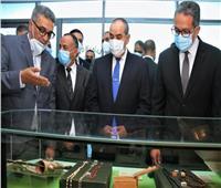 خالد العناني: رسوم دخول متحف الآثار بمطار القاهرة «رمزية».. فيديو