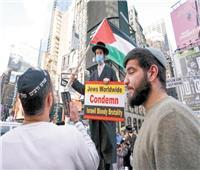 مظاهرات حاشدة حول العالم للتنديد بالعدوان الإسرائيلي علي غزة