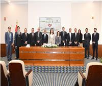 تحالف «صندوق مصر السيادي» و «هيرميس» يوقعان اتفاقية الاستحواذ على 76% من أسهم بنك الاستثمار العربي