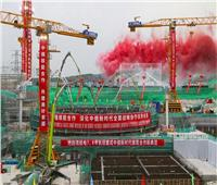 بدء بناء وحدات طاقة نووية جديدة في الصين